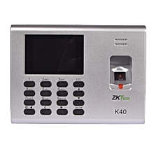 K40 - Time Attendance  and  Access Control  - Grey