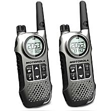 Motorola TLKR T8 Consumer Walkie Talkie Set of 2