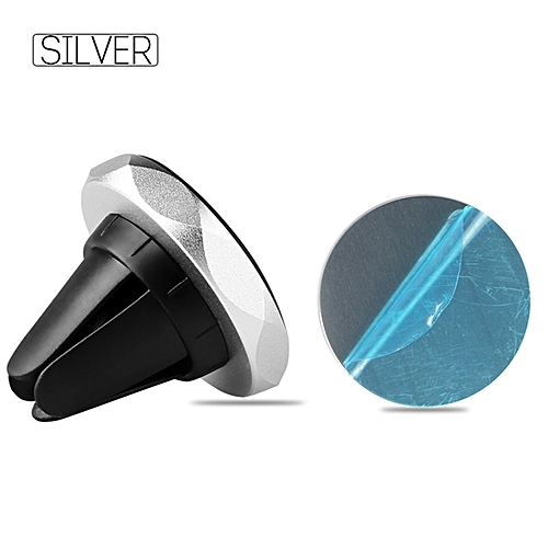 Magnetic Car Holder 360 Degree Dashboard Mobile Phone Holder Stand Magnet  Air Vent Grip Mount Bracket Car Universal Phone Holder YESMALL