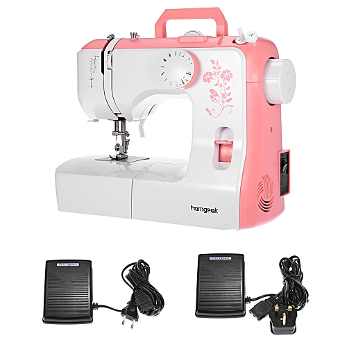 Buy Generic Homgeek 40 Stitches Highend Multifunctional Household Custom High End Sewing Machines