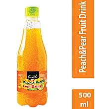 Peach & Pear Juice - 500ml