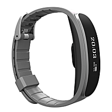H29 Smart Bracelet Bluetooth 4.0 Touch Screen Fitness Tracker Health Sport GY