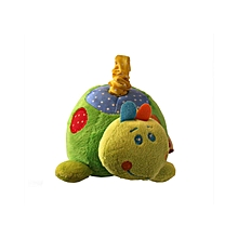 Plush Happy Turtle - Multicolour
