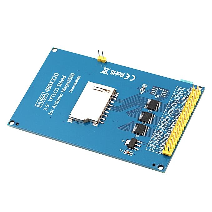 3 5 Inches TFT LCD Screen Module 3 3V/5V ILI9486/ILI9488 Ultra HD 320*480  for arduino Compatible with MEGA 2560 R3 Board