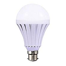 Smart Charging Intelligent Rechargeable 9 Watt Energy Saving LED Bulb