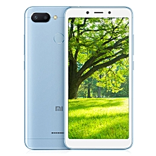 Redmi 6 4G Smartphone 5.45 Inch 3GB RAM 64GB ROM - Blue