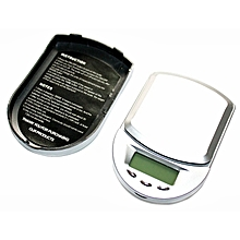 Pocket Digital Scale Diamond Series A04 - Silver