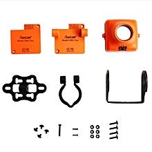 RunCam OWL PLUS Protective FPV Camera Case Orange Black-Black