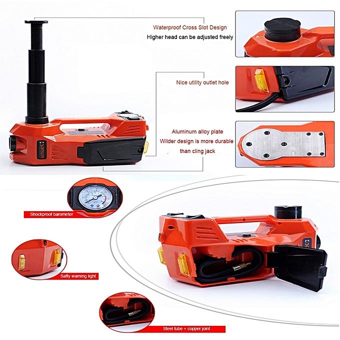 Generic Roadside Emergency Kit Including 12v Dc Electric Hydraulic