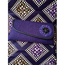 Clutch Bag - Purple