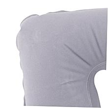 Inflatable Travel Pillow Air Cushion Neck Rest U-Shaped Plane Flight Portable
