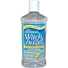 Witch Hazel 100% Natural Astringent For Face & Body - 473 ml