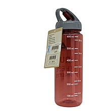 Water Bottle Pl 65cl Red Irun These Streets: Rabt-P65rd