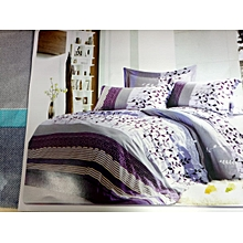 Duvet 1Bedsheet 2 Pilowcasses - Multicoloured