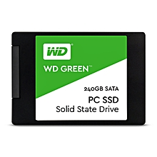 WD 240GB Internal Solid State Drive (Green)