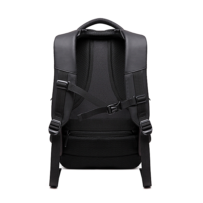 14673bbf5548 ... USB Charging Backpack Casual Anti-theft Computer Bag with Rainproof  Cover   Combination lock