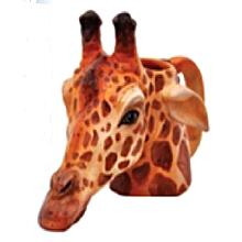 Safari Ceramic Mug- Girrafe