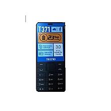"""T371 - 2.4"""" Dual Sim Mobile Phone -RED"""