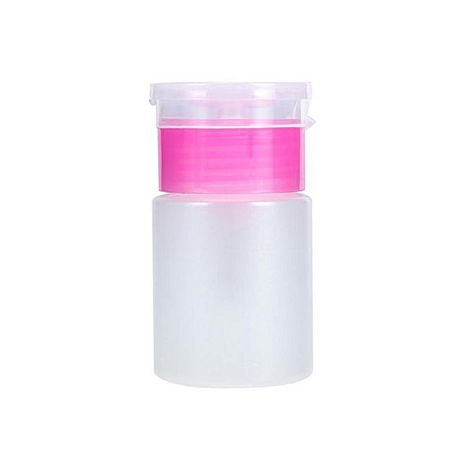 Buy UNIVERSAL 60ML Nail Art Polish Remover Pump Dispenser Liquid ...