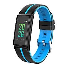 KALOAD B5 0.96 Inch Color Screen Heart Rate Blood Pressure Oxygen IP67 Waterproof Bracelet