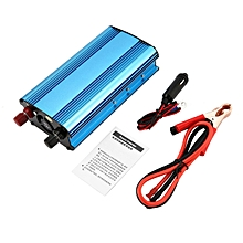 CO Professional 4000W Power Inverter DC to AC Home Fan Cooling Car Converter-blue