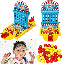 Desktop Kids Pinball Educational Toys Home Play Game Children Gifts Set Outdoor