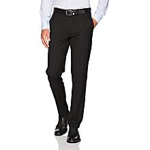Official Trouser Pant -Black-Slim Fit Office Wear Men