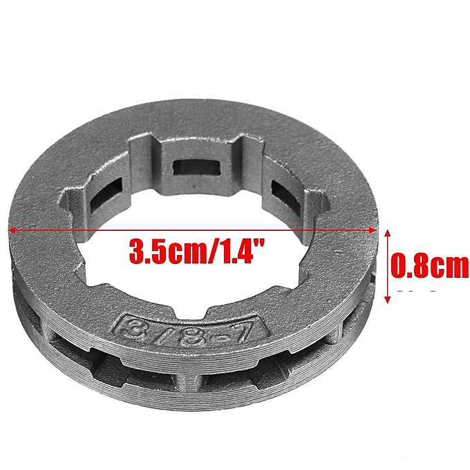 Sprocket Rim For Stihl 024 026 028 029 034 MS260 MS270 MS280 MS290 Chainsaw  Part