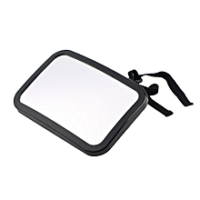 Car Safety Baby Auto Back Seat Mirror Rear View Car Child Infant Safety - Black
