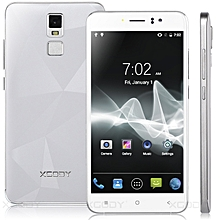"un-locked 5.5"" Straight Talk AT&T 3G Android 8GB 4 Core Smartphone Cell Phone-white"