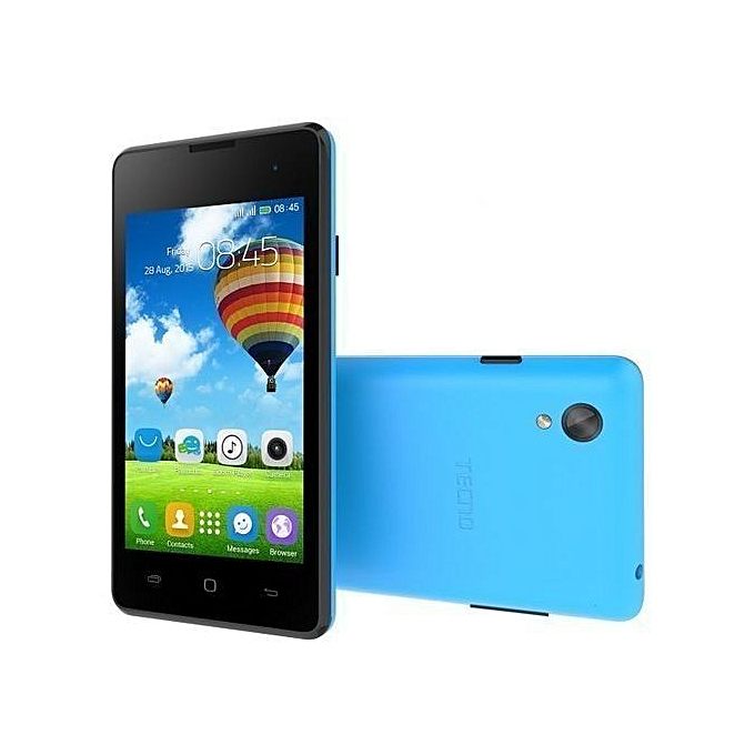Y2 [2018] - [8GB+512MB RAM] - 2MP Camera - Dual SIM - Aqua Blue