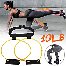 Booty Band Belt Power Butt Exercise For Abs Women Glute and Lower Body Muscles