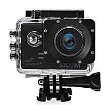 SJcam SJ5000 Plus Ambarella A7LS75 FHD 60FPS Sport Action Camera Black