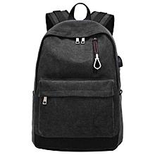 singedanHiking Backpack Travel Bag Waterproof Rain Laptop Camping Travel Bag  -Black
