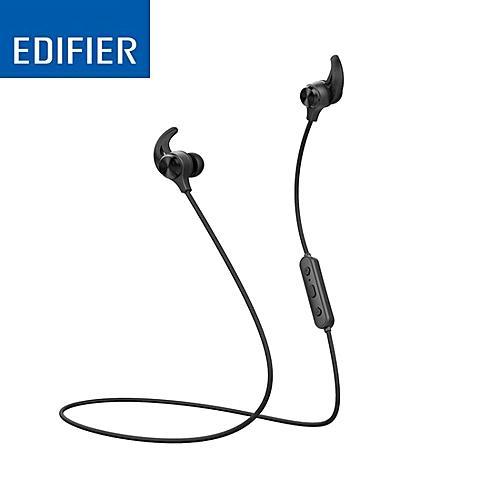 LEBAIQI EDIFIER W280BT In-ear Wireless Earphone Noise Cancelling Sports Earphone Bluetooth V4.1 (2017 Exclusive Model)