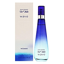 Cool Water Wave For Women EDT - 100 ml