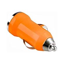 Car USB Universal Charger - Orange