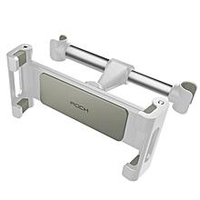 ROCK ABS+ Aluminum Alloy 360° Car Headrest Tablet Backseat Holder Mount Stand
