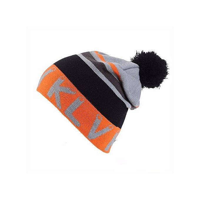 1ab822536e4 Men Women Baggy Warm Crochet Winter Wool Knit Ski Beanie Skull Slouchy Caps  Hat