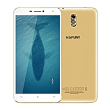 UMAX 6.0 Inch 3G Phablet Android 7.0 MTK6580 Quad Core 1.3GHz 2GB RAM 16GB ROM 4500mAh Battery OTG 13.0MP Rear Camera-GOLDEN