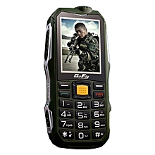 Shockproof Rugged Senior Mobile Phone Loud Sound Torch Long Standby Power bank