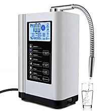 AUGIENB Water Ionizer & Purifier Machine Touch Control Alkaline Acid PH3.5-10.5 US Plug