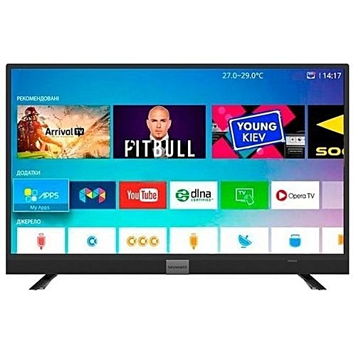 "e0aa0077e643f SKYWORTH 50G2- 50"" - Smart Digital UHD 4K HDR Android TV – Black ..."