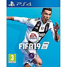 PS4 FIFA 19 Official English Standard Edition