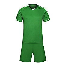2018 World Cup Customized Kids Boy And Men's Football Soccer Team Training Sports Jersey-Green