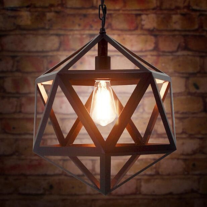 LOFT Nordic Iron Industry Vintage Home Decor Pendant Light