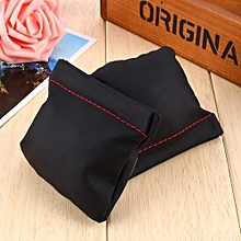 PU Leather Replacement Carrying Pouch Case Bag For Earphone