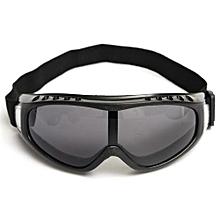 Snowboard Dustproof Sunglasses Motorcycle Ski Goggles Eye Lens Glasses Eyewear Grey