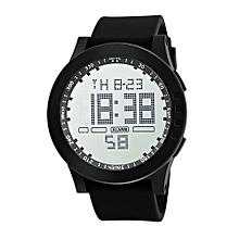 HONHX Africashop Watch  Fashion Men's LED Waterproof Digital Quartz Military Luxury Sport Date Watches-Black