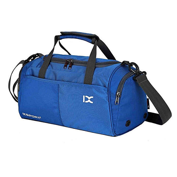 f2c7a8d1577b Large Capacity Outdoor Sports Bag Luggage Handbags Waterproof For Training  Gym